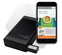 Mobilne laboratorium: Sensor i urządzenie do mierzenia MyDx, JamaicaSeeds.pl