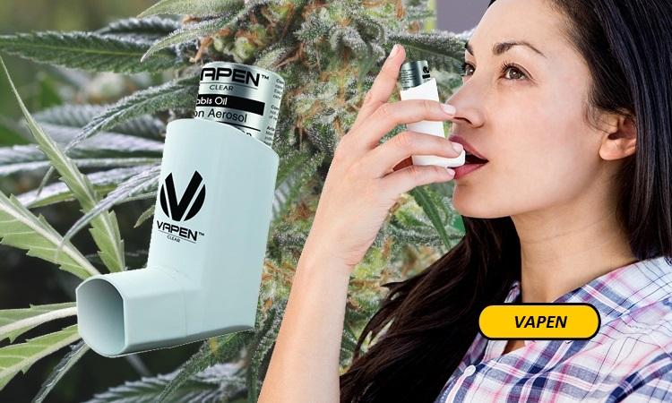 Nowy i całkowicie dyskretny: Inhalator do kannabisu, JamaicaSeeds.pl